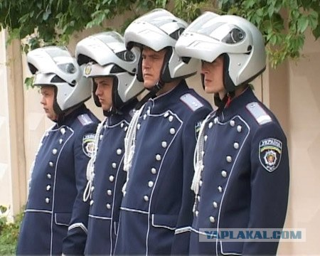 Новая украинская форма ДПС