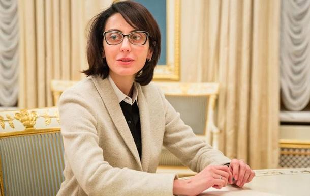 Украинскую полицию возглавила учитель из Грузии