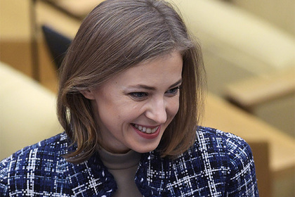 Монархическая партия выразила готовность выдвинуть Поклонскую в президенты