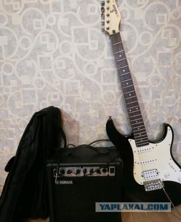 Гитара Yamaha EG 112c [мск]