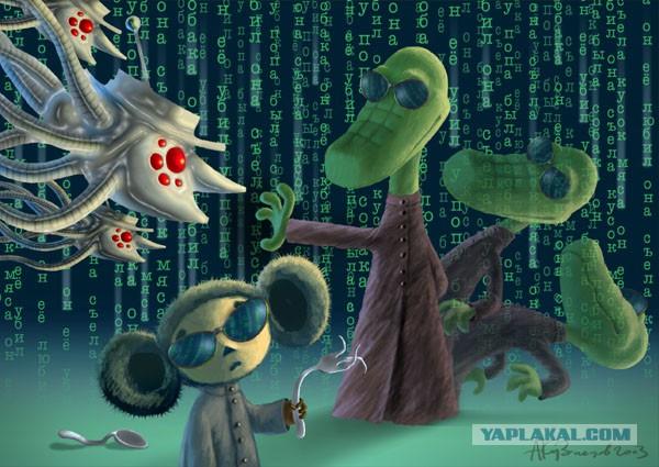 В РФ предложили создать свой интернет Чебурашка