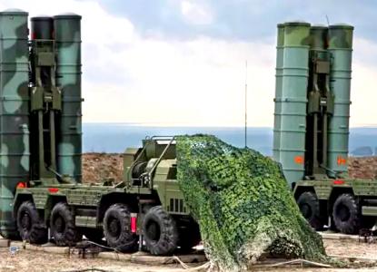 По израильской авиации могут отработать российские С-400