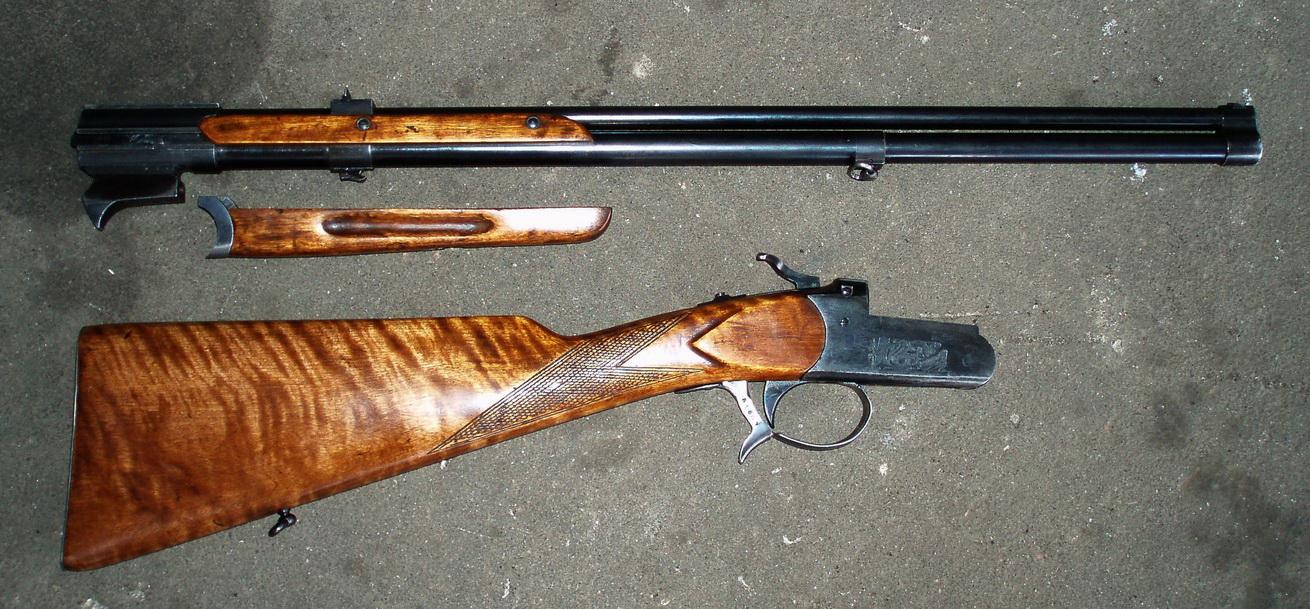 Охотничьи ружья своими руками