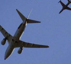 Самолет НАТО чуть не столкнулся с пассажирским самолетом РФ над Курилами
