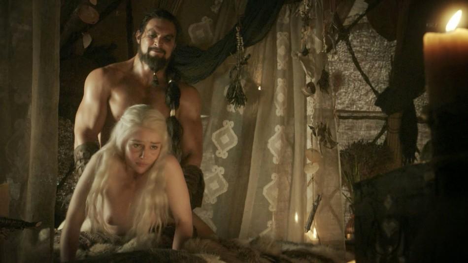 Порно сцены из престолов