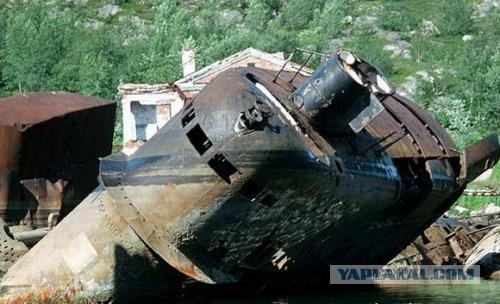 подводная челн ленинградская область