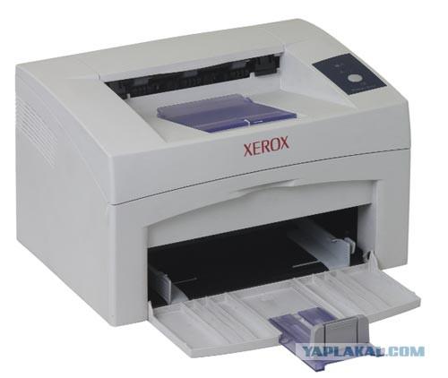 Лазеный принтер XEROX 3117 500 руб, Краснодар.