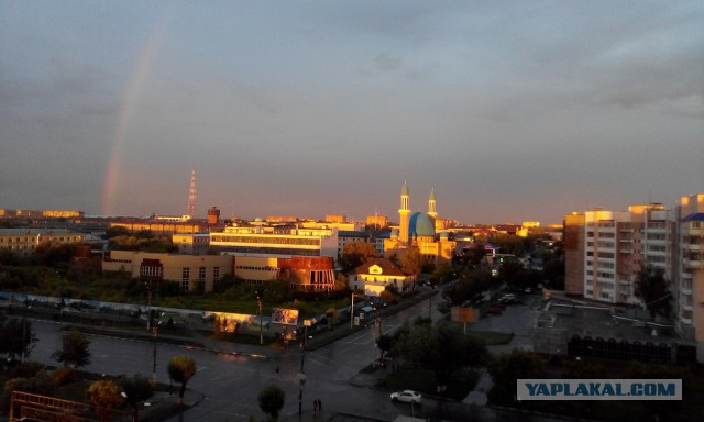 Из Казахстана в Армению через Россию