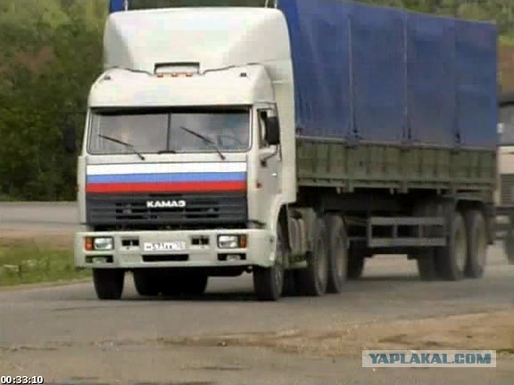 Совет дальнобойщиков Петербурга принял решение идт