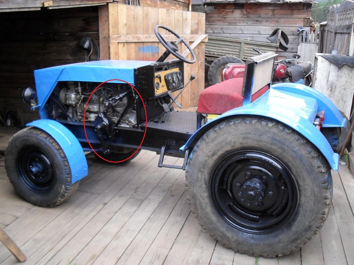 Зарегистрировать трактор в москве