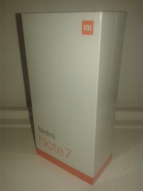Продаю телефон Xiaomi Redmi Note 7 4/64GB (новый)