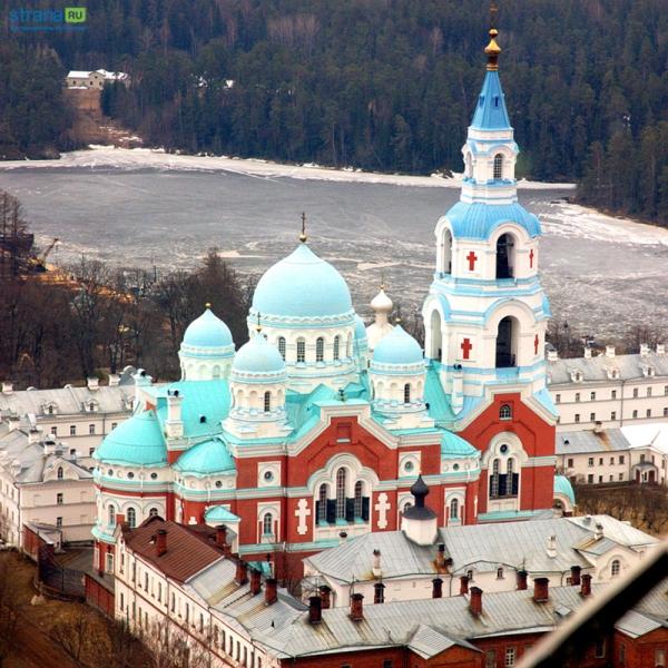Самые чистые места России