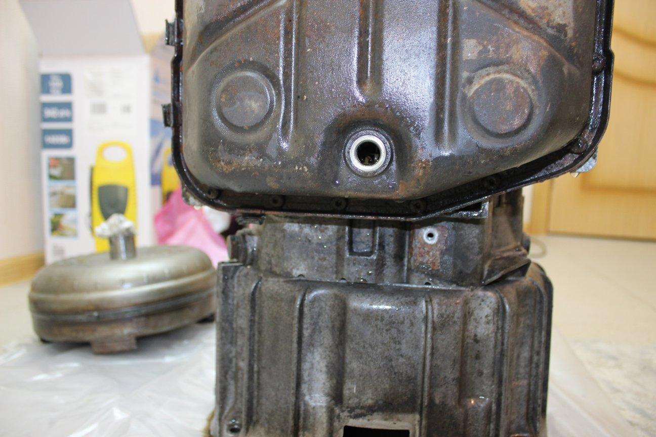 акпп zf 4 hp 500инструкци по ремонту