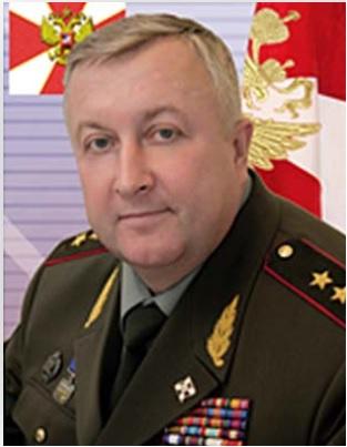 Заместитель главнокомандующего внутренними войсками МВД РФ арестован за взятку