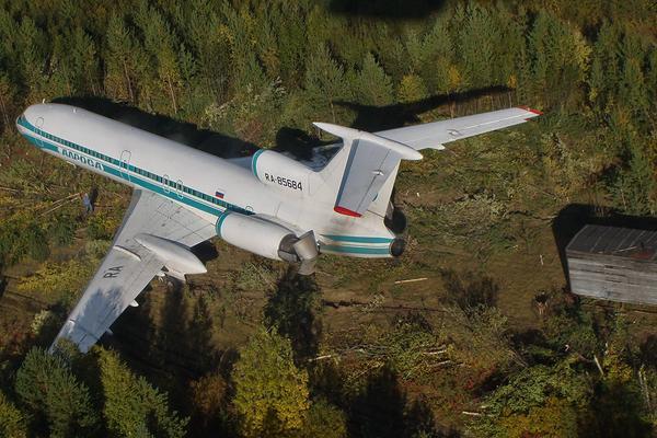 10 лет назад российский лайнер едва не разбился в тайге
