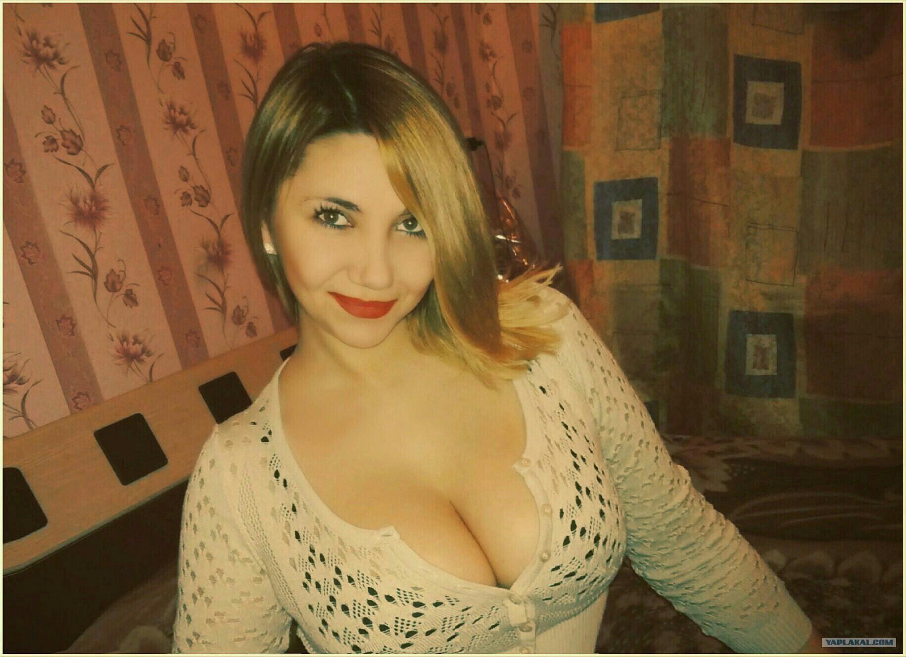У русской девочки большие сиськи, Русское порно видео с тегом РусскоеБольшие сиськи 10 фотография