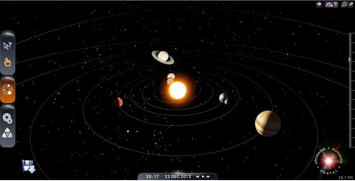 Солнечная система 3d яплакалъ