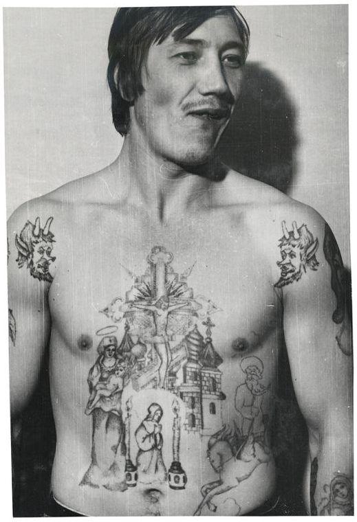 тюремные тату картинки