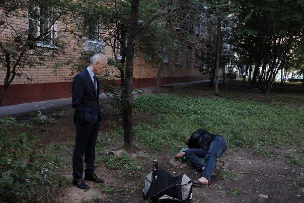 Геннадий Онищенко и пьянство