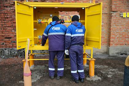 Путин приказал «Газпрому» бесплатно подключать россиян к газу