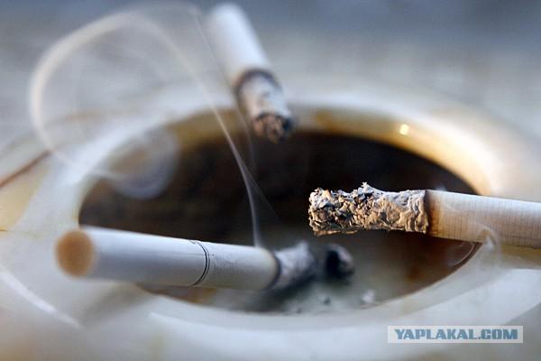 Запрет на продажу сигарет женщинам до 40 лет