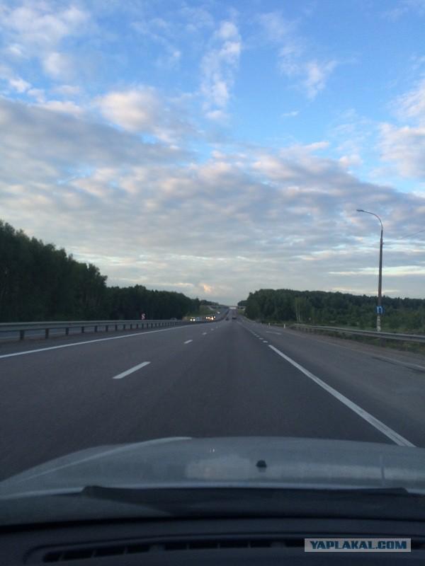 Поездка в Крым на своих колесах...
