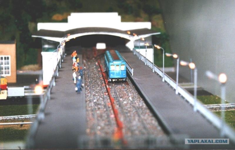 Сделать метро своими руками