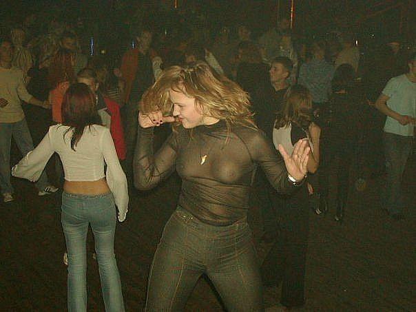 Секс деревенская дискотека