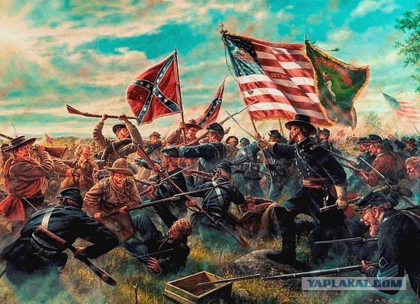 american civil war thesis Write a strong thesis statement what is a thesis statement while both sides fought the civil war over the issue of slavery, the north fought for moral.
