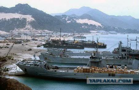 Вьетнам отказал России в размещении военных баз