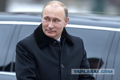 Рейтинг Путина достиг 90 процентов!