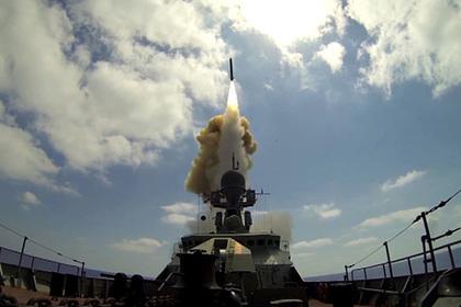 Российские «Адмирал Эссен» и «Краснодар» обстреляли объекты ИГ в Пальмире
