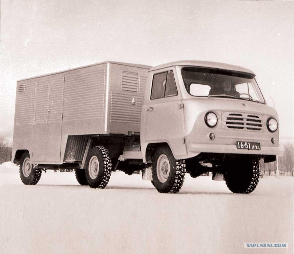 УАЗ 450П