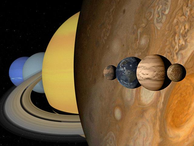 Обнаружена девятая планета в Солнечной системе