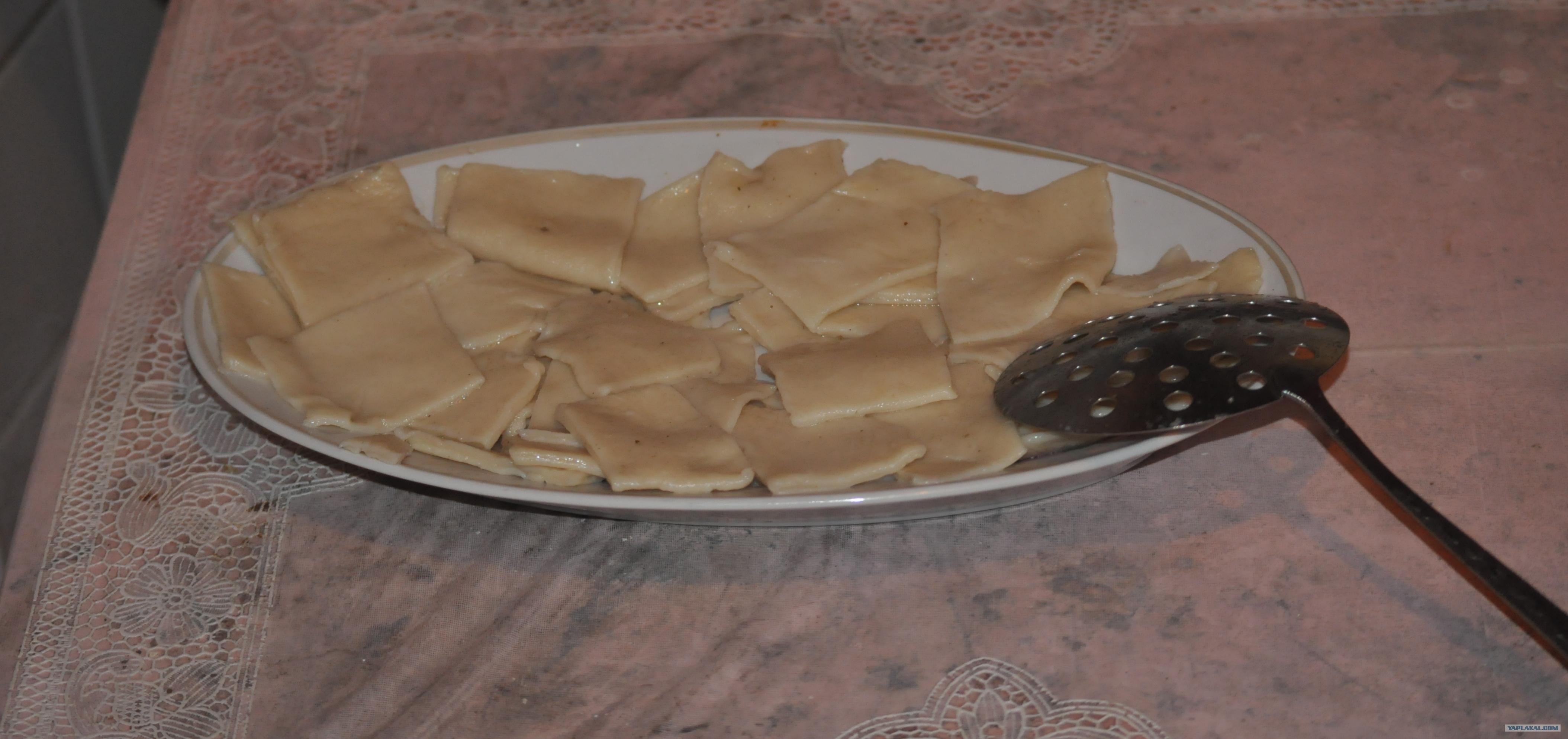Рецепт даргинского хинкала с пошаговым фото