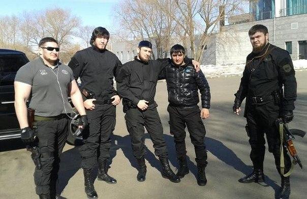 знакомства чеченцы в москве