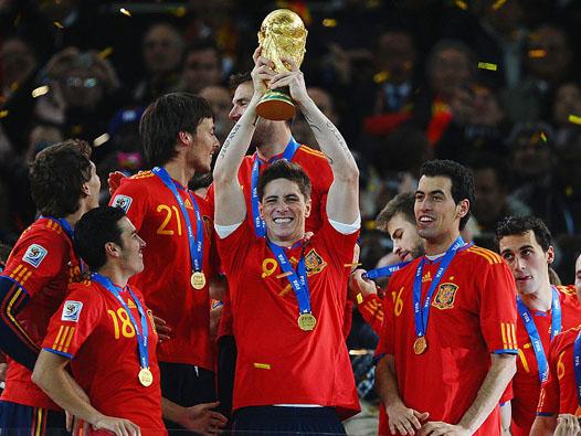 Испания - победители ЧЕ-2012