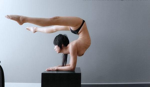 Японские гимнасточки