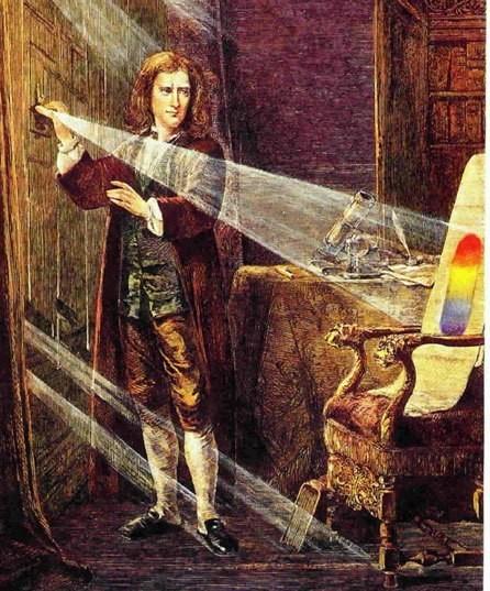 Исаак Ньютон изобретает гомосексуализм