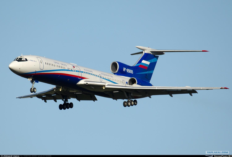 Международный статус самолетов
