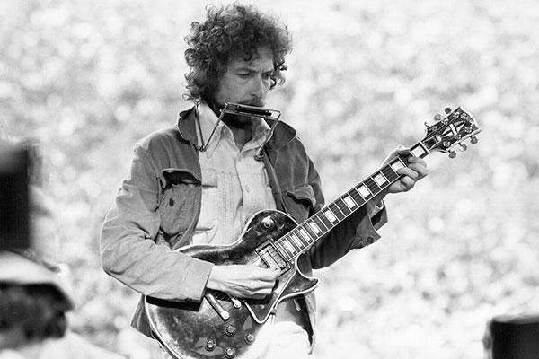 Боб Дилан: история рока