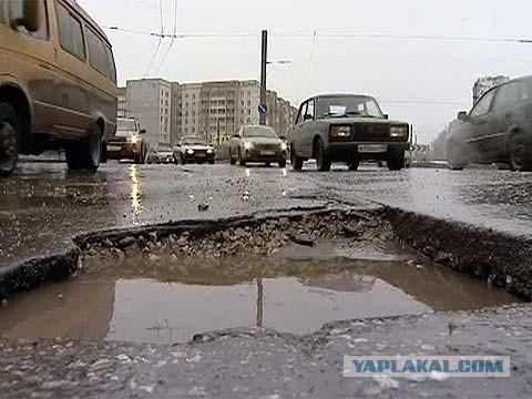 Мэр Самары предложил посадить область на «голодный паек», чтобы построить дороги к ЧМ