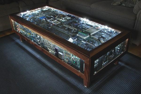 Сделать красивый стол своими руками