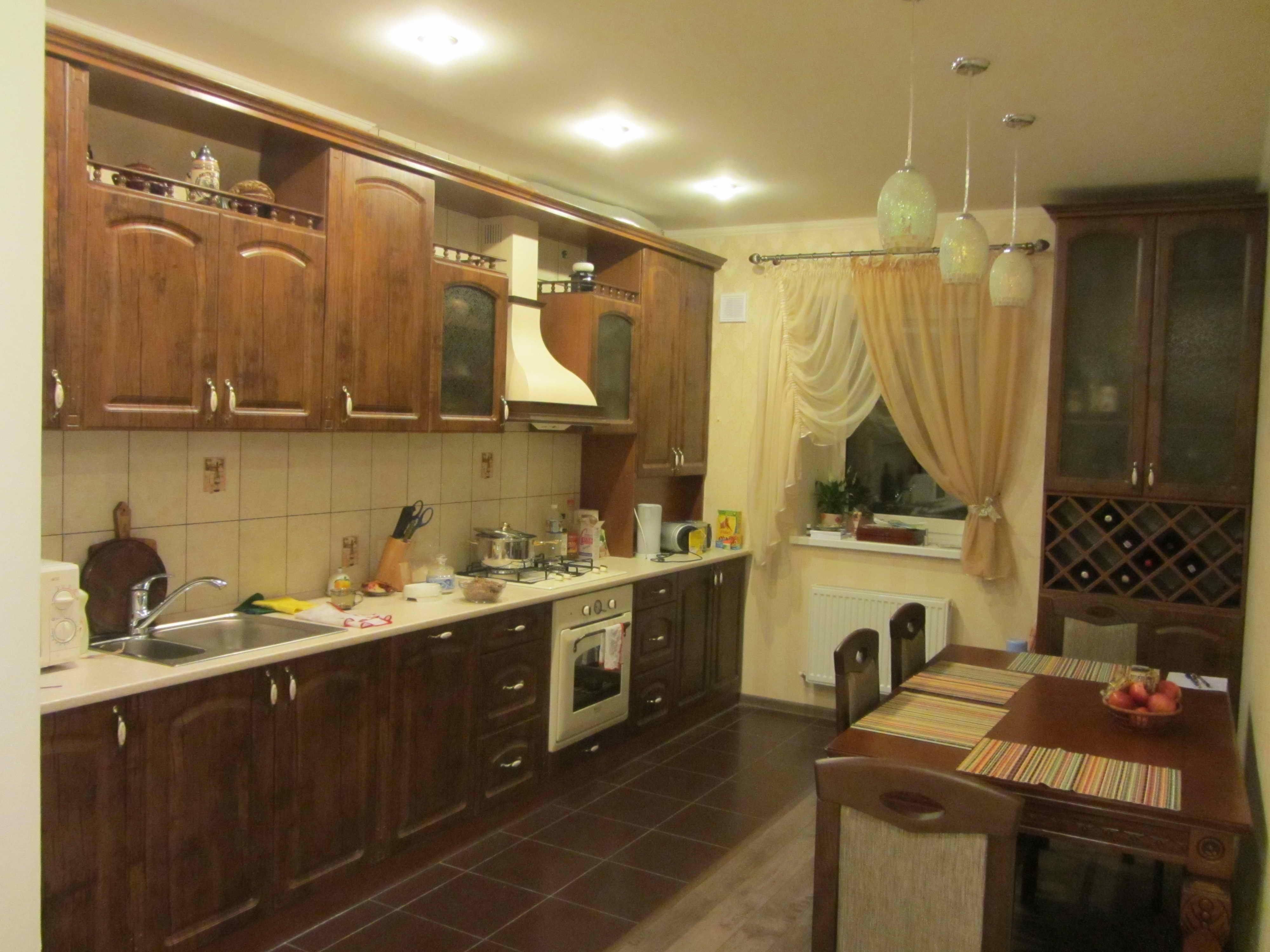 Дизайн кухни 5 на 3 метра