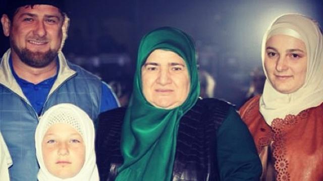 Дочь Кадырова признали самым одаренным учеником в Чечне