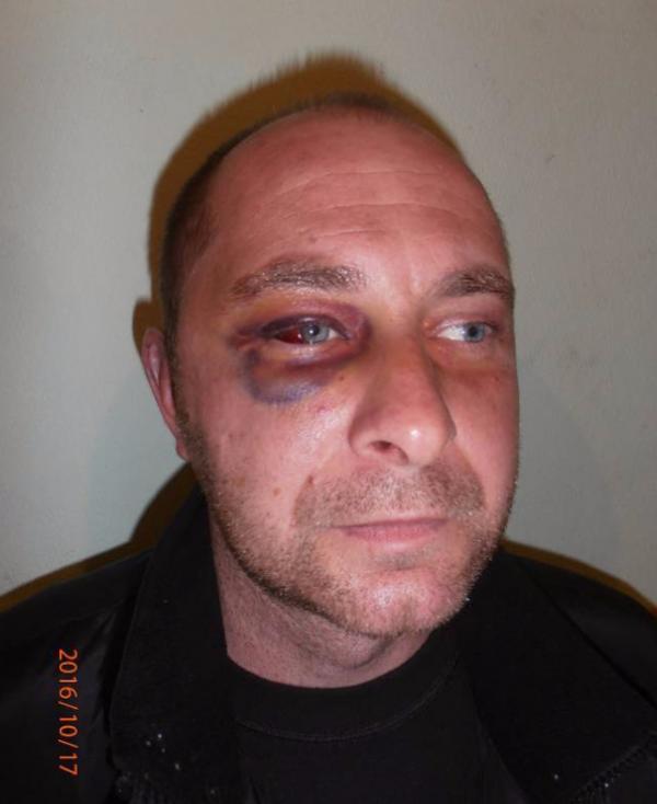 Пьяных в дым начальников СБУ и ВСУ избили и задержали  под Мариуполем