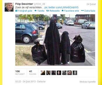 Турки в бешенстве от исламофобского фото