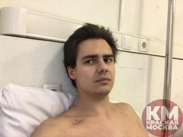 «Сбавь обороты, депутат Чиркин»: в Москве избили муниципального депутата