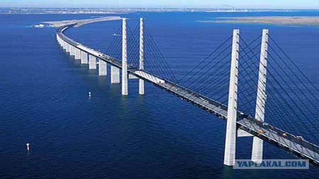 Мост через керченский пролив а что