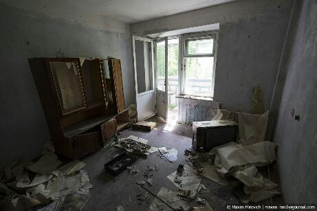 Как живёт город Чернобыль сегодня. Часть 3